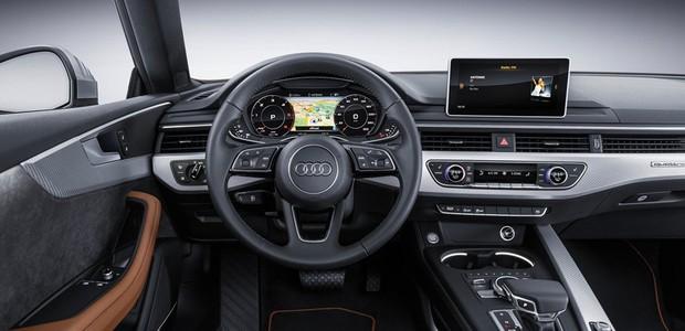 Audi A5 Coupé (Foto: Divulgação)