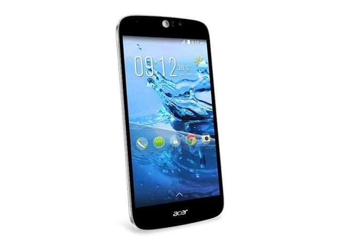 Liquid Jade Z, o mais robusto smartphone apresentado pela Acer (Foto: Divulgação)