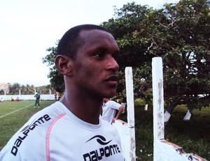 Mimica diz que Sampaio deve se manter vigilante para está preparado para Brasileiro da Série D (Foto: Afonso Diniz/Globoesporte.com)