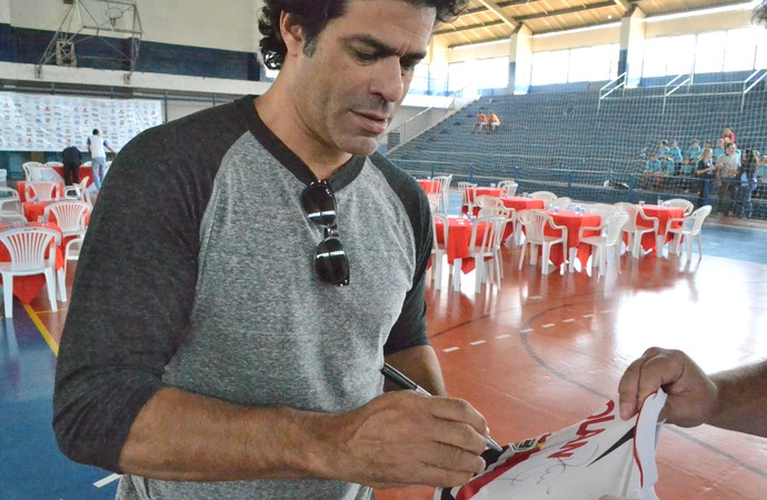 Cruzeiro Raí São Paulo (Foto: Filipe Rodrigues)
