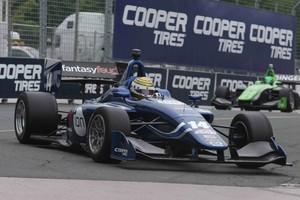 Nelsinho Piquet Indy Lights (Foto: Divulgação)