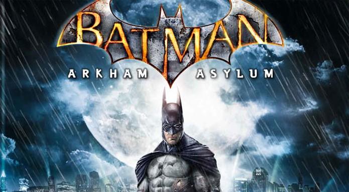 Batman Arkham Asylum (Foto: Divulgação)