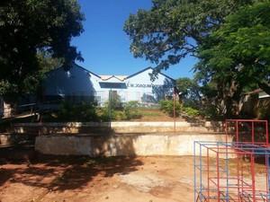 Comunidade terapêutica será inaugurada em março em Divinópolis (Foto: Anna Lúcia Silva/ G1)