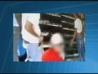 Vídeo mostra assalto em livraria na Casa de Memórias Chico Xavier