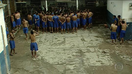 Ordem para rebelião em Manaus saiu de presídio de segurança máxima