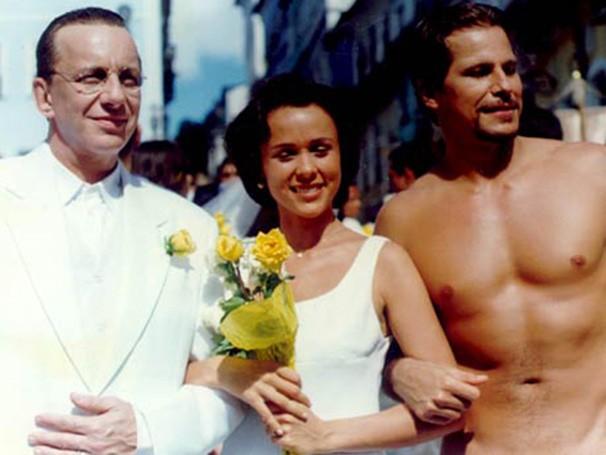 Adaptação para o cinema de 'Dona Flor e Seus Dois Maridos' (Foto: Divulgação)