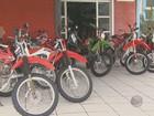Receita Federal apreende 78 motos usadas em corridas de motocross