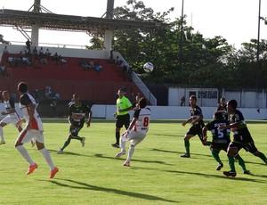 Corinthians-AL x União (Foto: Viviane Leão/GLOBOESPORTE.COM)