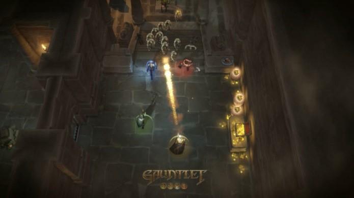Gauntlet possui estágios muito repetitivos (Foto: Divulgação)