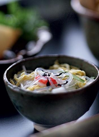 Salada de Harusame (Foto: Casa e Comida)