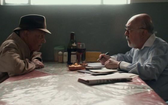 O último trabalho de Nelson Xavier estreia nos cinemas de todo país dia 25 (Foto: Divulgação)
