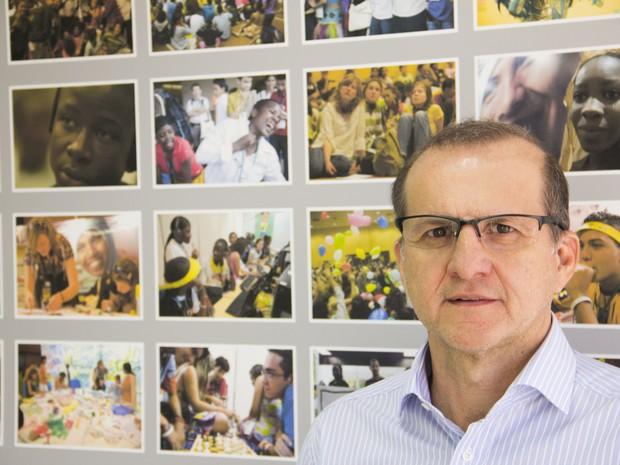 Mario Volpi (Foto: Pedro Ivo Alcantara - UNICEF/BRZ/2016)