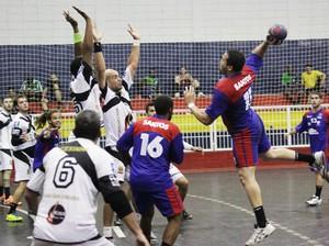 handebol masculino mogi das cruzes jogos abertos bauru 2014 (Foto: Cleomar Macedo)