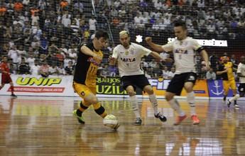 Futebol sub-20 e decisão no futsal  são destaques da segunda no SporTV