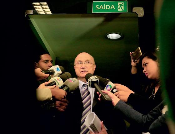 Osmar Serraglio deputado federal (Foto: Myke Sena/FramePhoto/Folhapress)