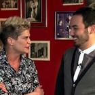 Doris Giesse é mãe de casal de gêmeos; veja! (Vídeo Show / TV Globo)