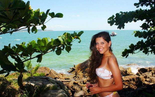 Andressa Ganacin (Foto: reprodução/ Facebook)
