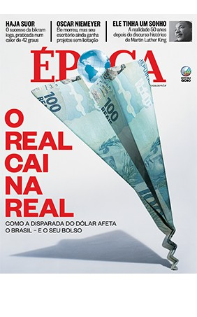 Capa - Edição 796 (Foto: ÉPOCA)