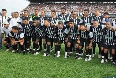 São Raimundo conquistou o título da Série D em 2009, na primeira edição do campeonato (Foto: Reprodução/Facebook/Gledson Sousa)
