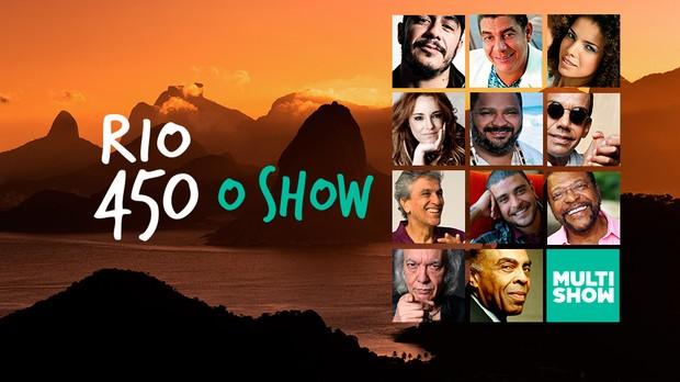 destaque rio 450 (Foto: multishow)