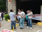 Funcionários da Cemig em greve há mais de 30 dias fazem ato em BH