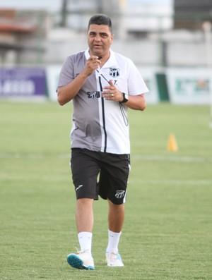 Marcelo Cabo, treino, Ceará  (Foto: Christian Alekson/cearasc.com)