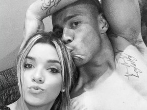 Bernardo e a ex-namorada Patrícia Mello (Foto: Reprodução/Instagram)