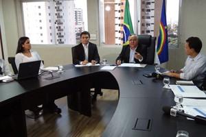 Pernambuco segue o padrão do Portal da Transparência da União, que já divulga o salário dos servidores federais (Foto: Luna Markman/G1)
