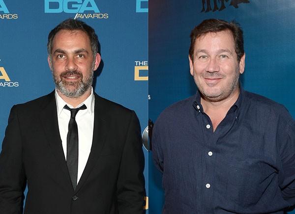 Miguel Sapochnik e David Nutter (Foto: Getty Images)