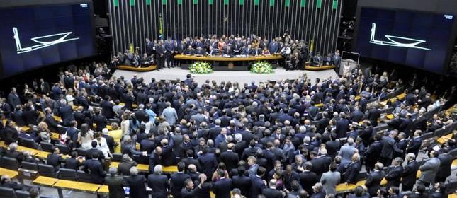 Congresso Nacional  (Foto: Agência Senado)