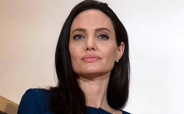 Angelina Jolie (Foto: Divulgao)
