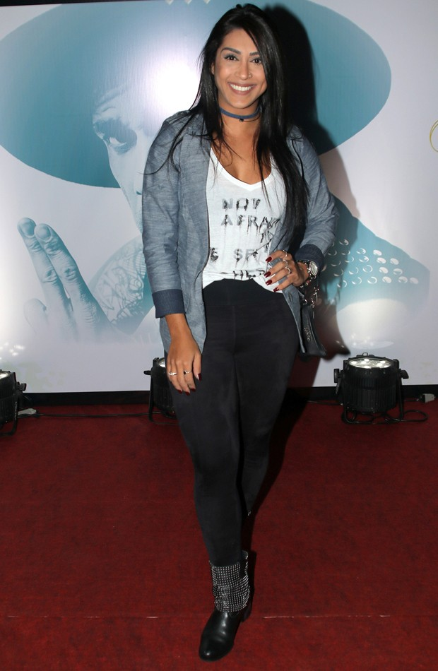 Amanda Djehdian (Foto: Thiago Duran/AgNews)