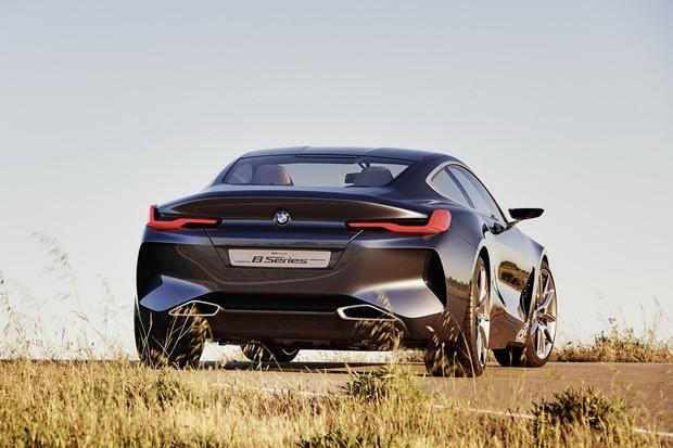 Conceito BMW Série 8 (Foto: Divulgação)