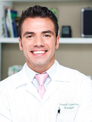 Daniel Coimbra, nutricionista esportivo (Foto: Arquivo pessoal / Daniel Coimbra)