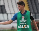 Mateus quer evitar comparação com Petkovic e se espelha em Coutinho