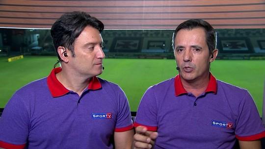 Lino analisa mudanças de Milton e vê Vasco com confiança para pegar o Fla