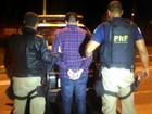 Foragido da Justiça por roubo é preso na Via Dutra, em Itatiaia, RJ