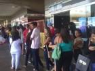 Postos do DFTrans têm longas filas para atendimento do Passe Livre