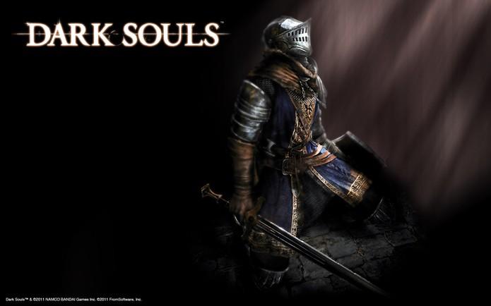 Dark Souls é um jogo complicado, mas recompensador (Foto: Divulgação/Bandai Namco)