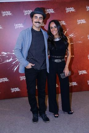 Ricardo Pereira e  Francisca Pinto (Foto: AgNews - Felipe Assunção e Marcello Sá Barretto)