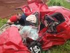 Seis pessoas morrem em rodovias federais de SC na véspera de Natal