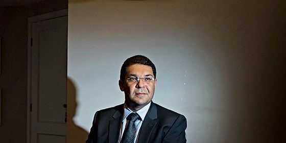 O Economista, Mansueto de Almeida  (Foto:  Adriano Machado/Época)