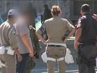 Homem morre baleado após troca de tiros com fuzileiros navais no RJ