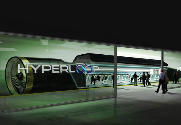 Hyperloop: conheça o transporte do futuro