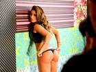 Andressa Ferreira alfineta Francine, após elogios a Thammy: 'Ela é minha'
