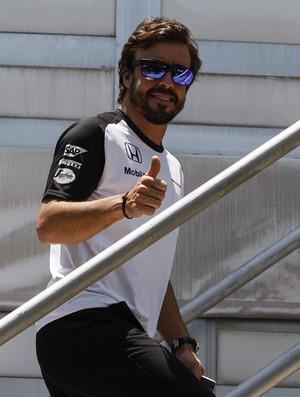 Fernando Alonso GP da Malásia (Foto: EFE)