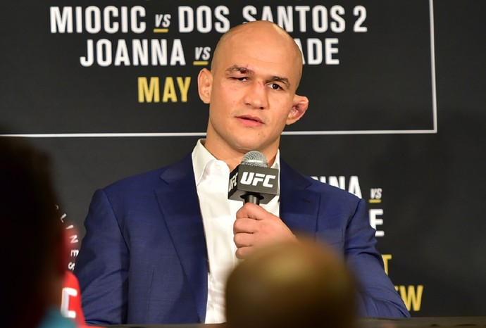 Junior Cigano, UFC 211 (Foto: Jason Silva)