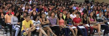 Enem: mais de 2 mil estudantes vão à revisão em Teresina  (Marcelo Cardoso/Seduc)