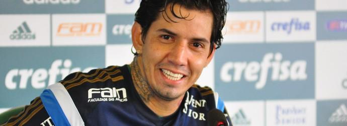 Victor Ramos Palmeiras (Foto: Bruno Ulivieri/Brazil Photo Press/Estadão Conteúdo)