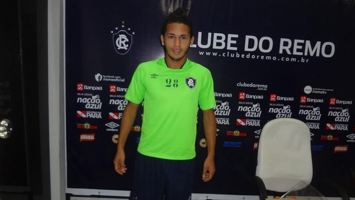 Reapresentação Clube do Remo (Foto: globoesporte.com)